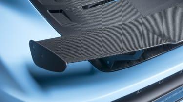 Lotus Exige 410 Sport – wing