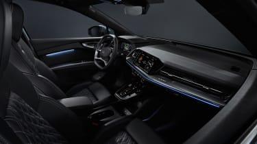 Audi Q4 e-tron Sportback – dash