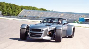 evo Magazine: August 2013 Donkervoort D8 GTO