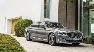 2019 BMW 7-series - front