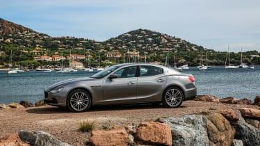 Maserati Ghibli 2016 - grey S 2