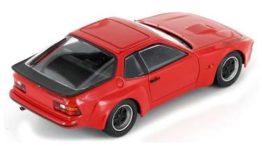Porsche 924 model
