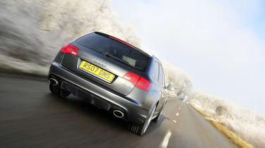 Audi RS6 DMS
