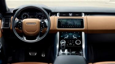 MY18 Range Rover - static interior