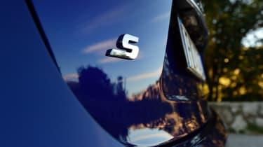 Maserati Ghibli S – rear badge