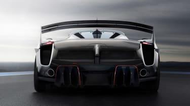 Ferrari FXX-K EVO - rear