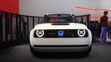 Honda Urban EV Concept live - front