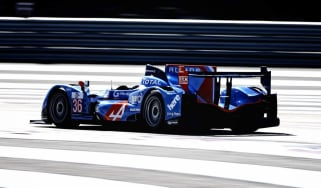 Alpine A450 racing car