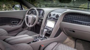 Bentley Continental Supersports - interior