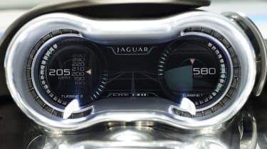 Jaguar C-X75 supercar