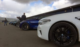 evo Trackday Rockingham 24AUG - BMW