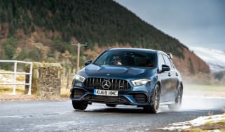 AMG A45 S review