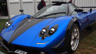 Goodwood Festival of Speed - Zonda