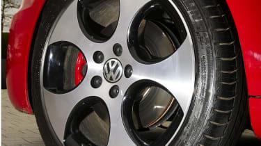 Volkswagen MK6 Golf GTI wheel