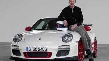 Porsche 911 GT3 RS Nurburgring 24 hours