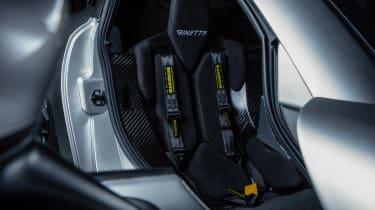 GINETTA unnamed supercar - seats