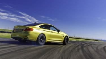 BMW M4 drift
