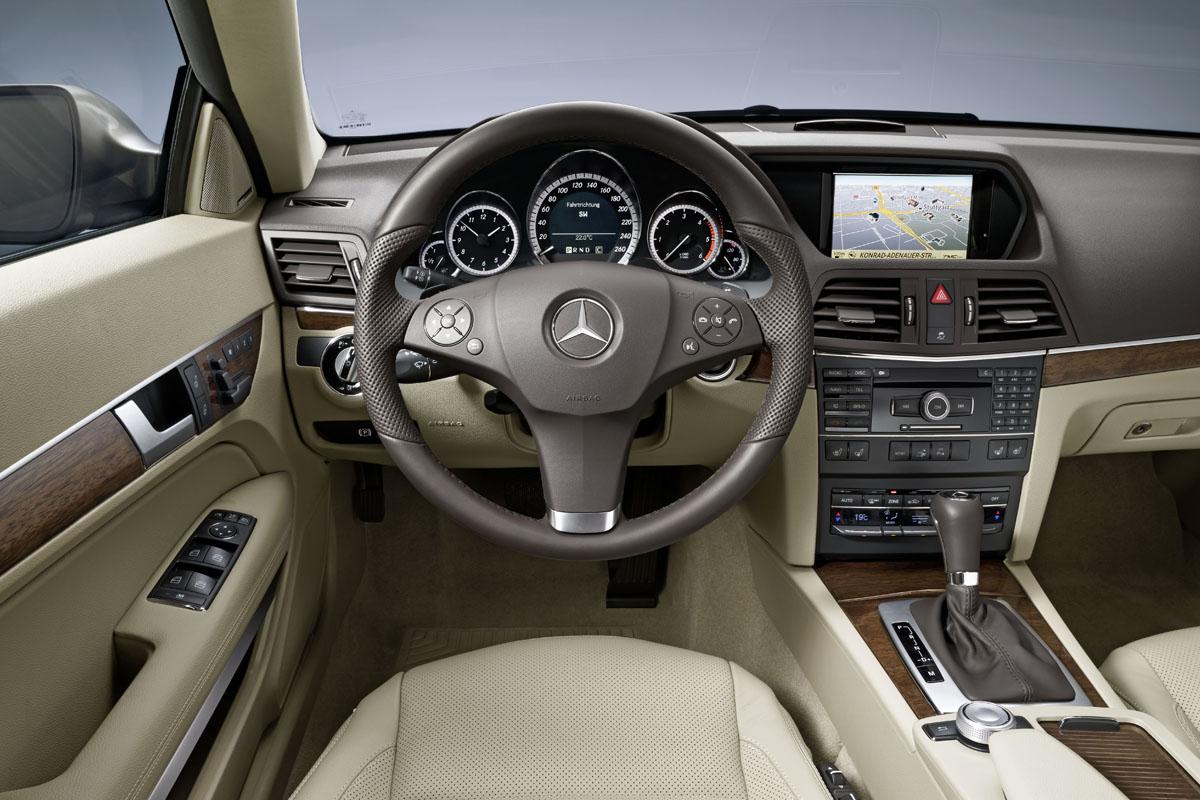Mercedes E-Class Coupe 250 CDi | Evo