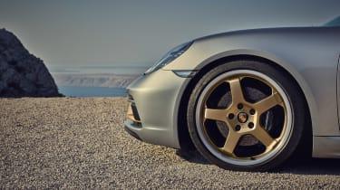 Porsche Boxster 25 wheel
