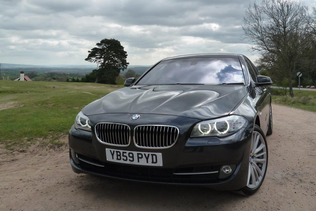 Bmw 530d Review Price Specs And 0 60 Time Evo