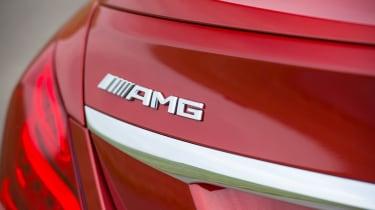 Mercedes-AMG C43 Saloon - Badge