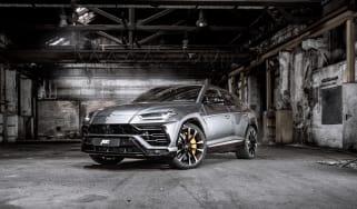 ABT Lamborghini Urus - front quarter