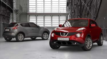 Nissan Juke pair
