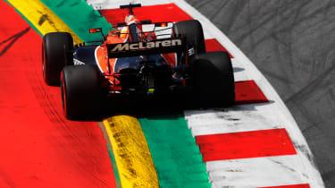 Formula One Round 9 AUT - McL