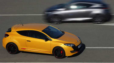 Renaultsport Megane 265 Cup and Sport