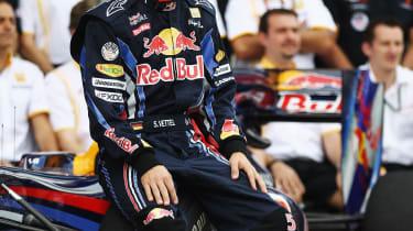 Red Bull's Sebastian Vettel wins F1 title