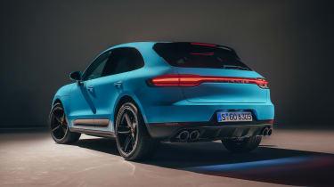 Porsche Macan – rear quarter