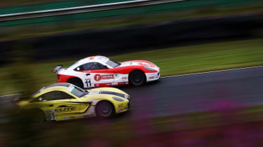 Ginetta Junior - Priaulx