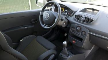 Renaultsport Clio 200 Cup interior