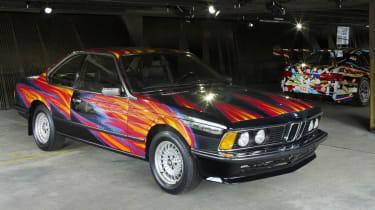 1982 BMW 635i CSi by Ernst Fuchs