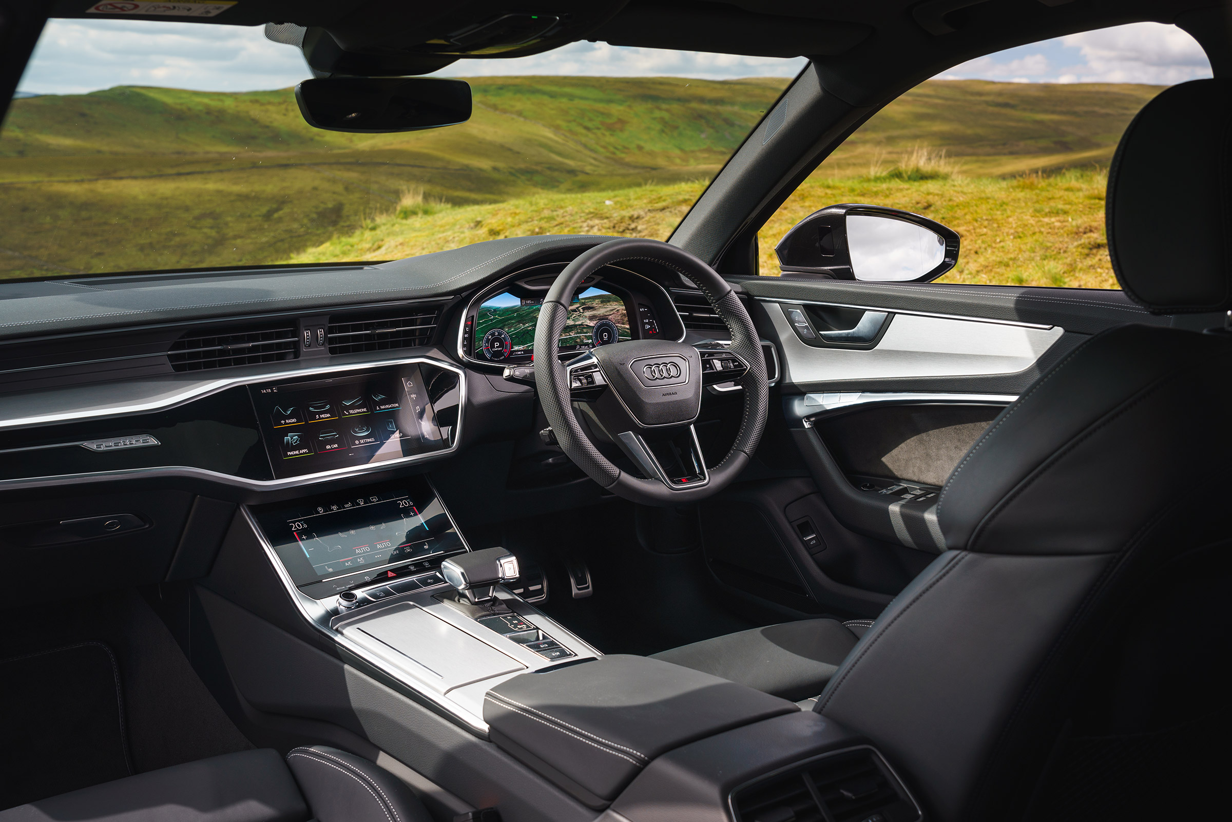 2019 Audi A6 review - does the new A6 finally drive better