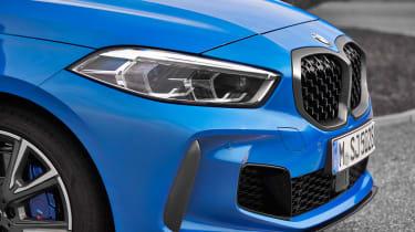 BMW M135i - nose