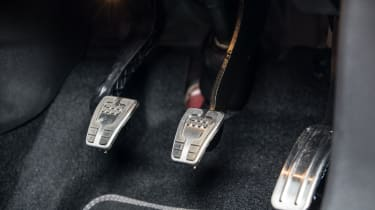 Ford Fiesta ST five-door - Pedals