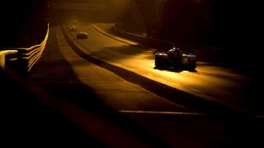 Le Mans 2017 - late afternoon