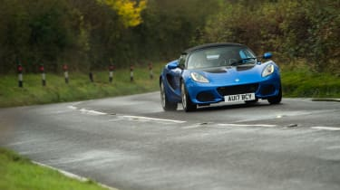 Lotus Elise Sport 220 - Front