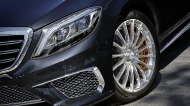 Mercedes S65 AMG nice details