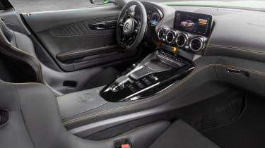 Mercedes-AMG GT R Pro interior