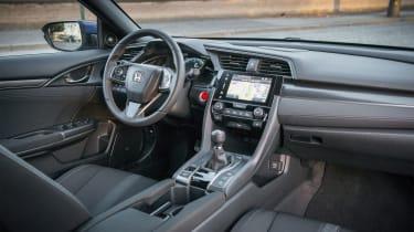 Honda Civic 1.6 i-DTEC – interior