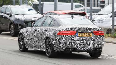 Jaguar XE R - rear