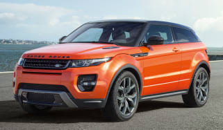 Hot Range Rover Evoque Autobiography Dynamic coming to Geneva