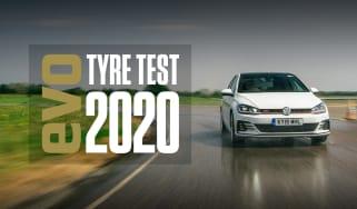 2020 evo Tyre test