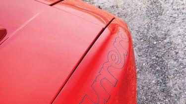Porsche 924 Carrera GT – front wing