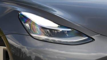 Tesla Model 3 headlight