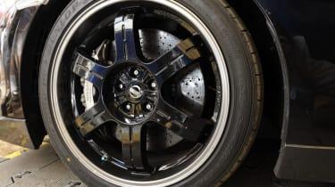 Nissan GT-R Spec-V wheel