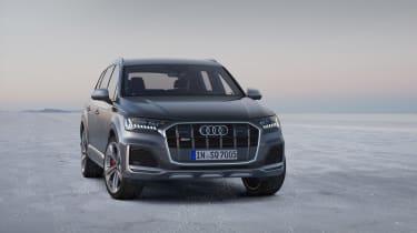 Audi SQ7 TDI - front