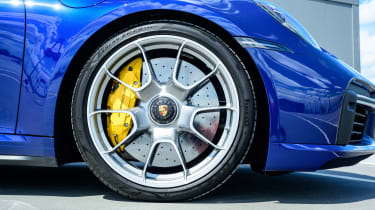 Porsche 911 Turbo S Cabriolet – wheel